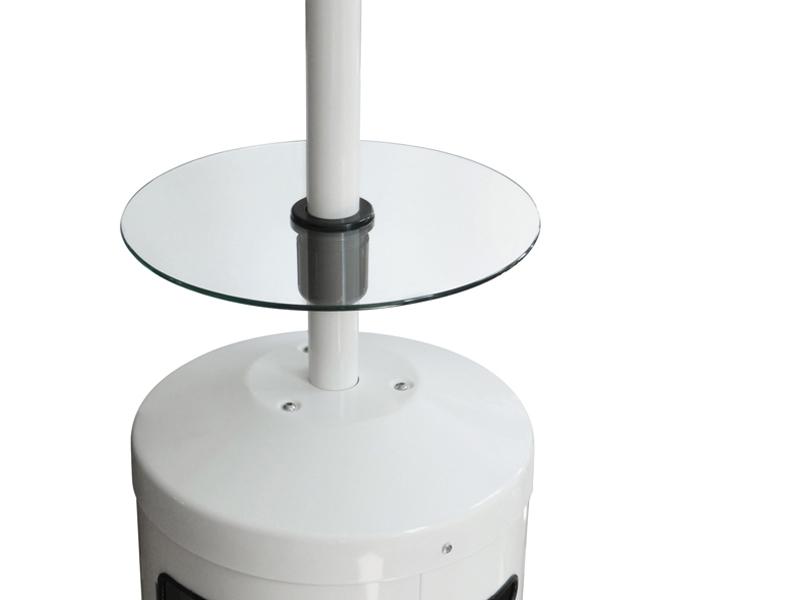 Enders Skleněný odkládací stolek