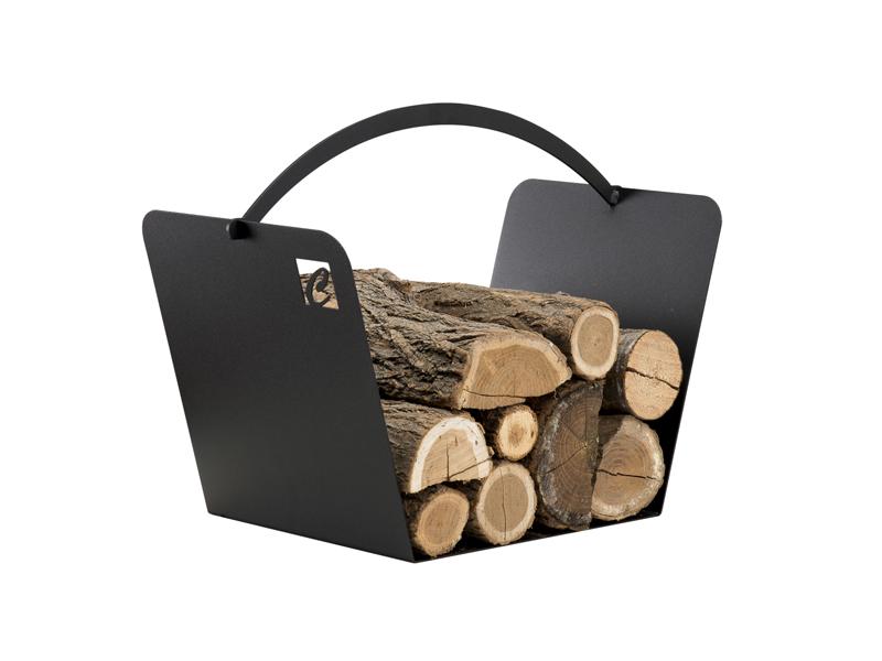 Zásobník na dřevo koš