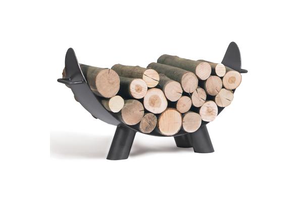 CookKing Stojan na dřevo MILA 80x43cm