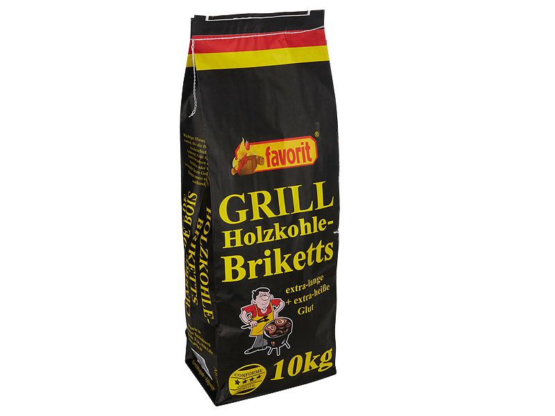 Favorit Grilovací brikety FAVORIT 10 kg