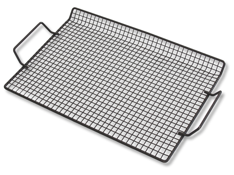 SOL Grilovací rošt 38x26 cm chrom