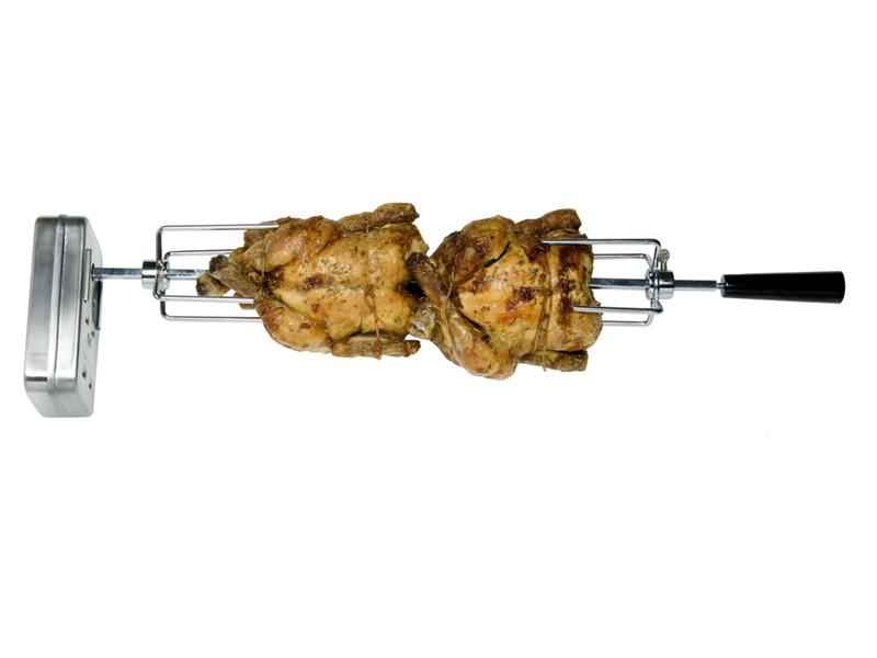 Cadac Rotisserie ke grilu 3 hořáky