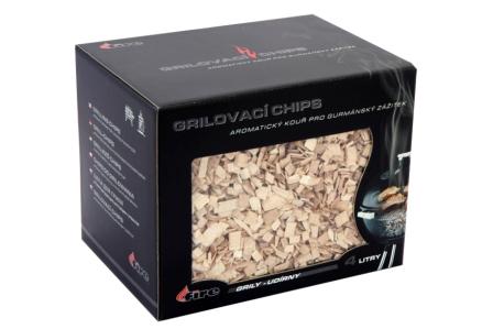 Lucifer Grilovací chips