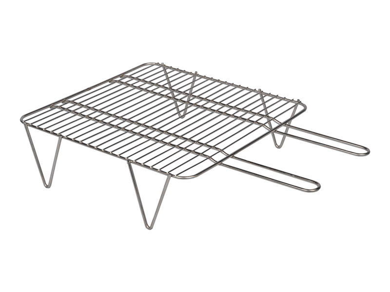 Norman Grilovací rošt ohnišťový 44x46x0,6 cm