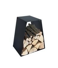 CafDesign Zásobník na dřevo lichoběžník