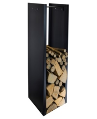 CafDesign Zásobník na dřevo vysoký