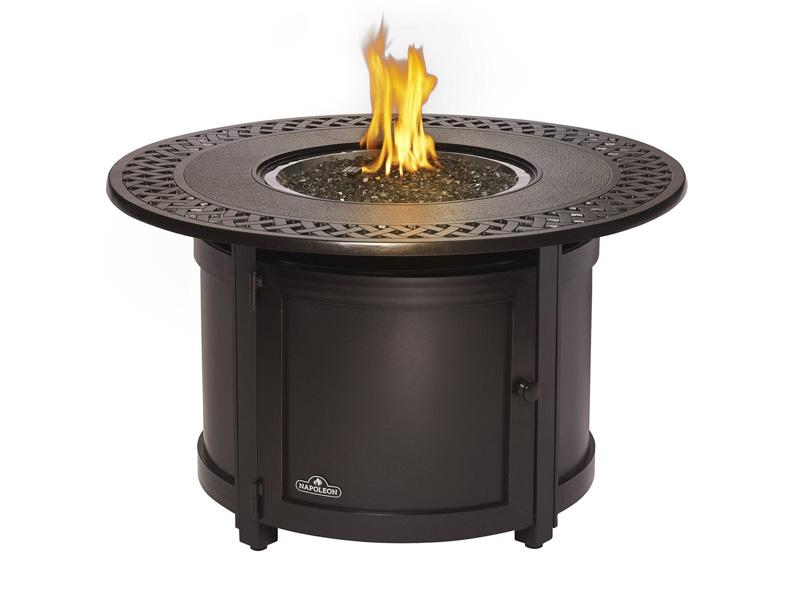 Napoleon Patio Flame Victorian kulatý stůl